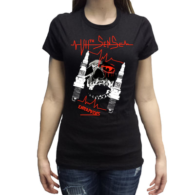 Ignighter tee womens by 7th sense enterprises